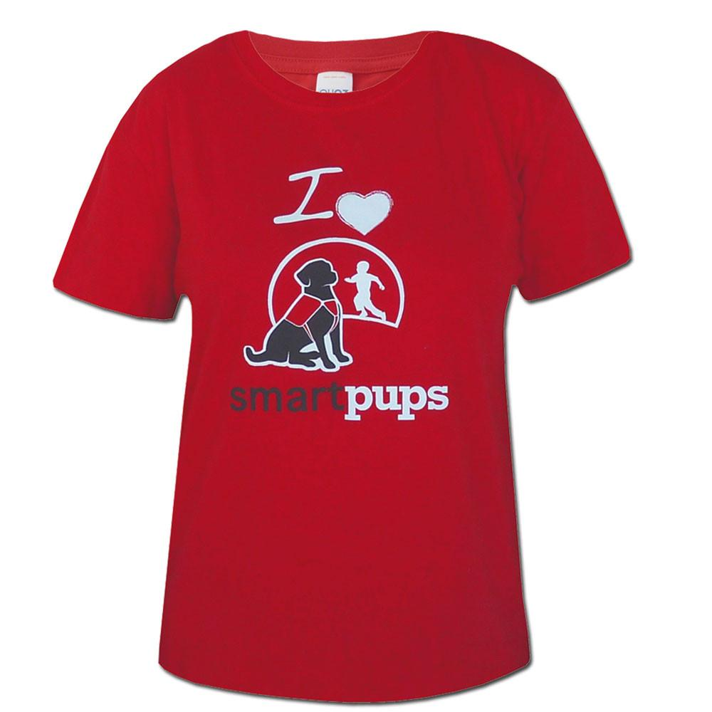 Smart Pups Supporter T-Shirt - Adult / Youth