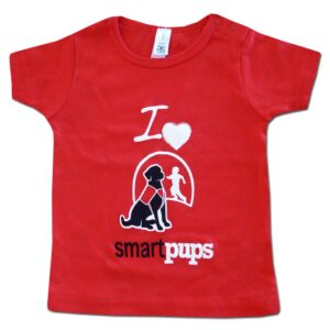 Smart Pups Infant T-Shirt