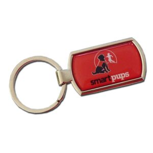 Smart Pups Boxed Key Ring