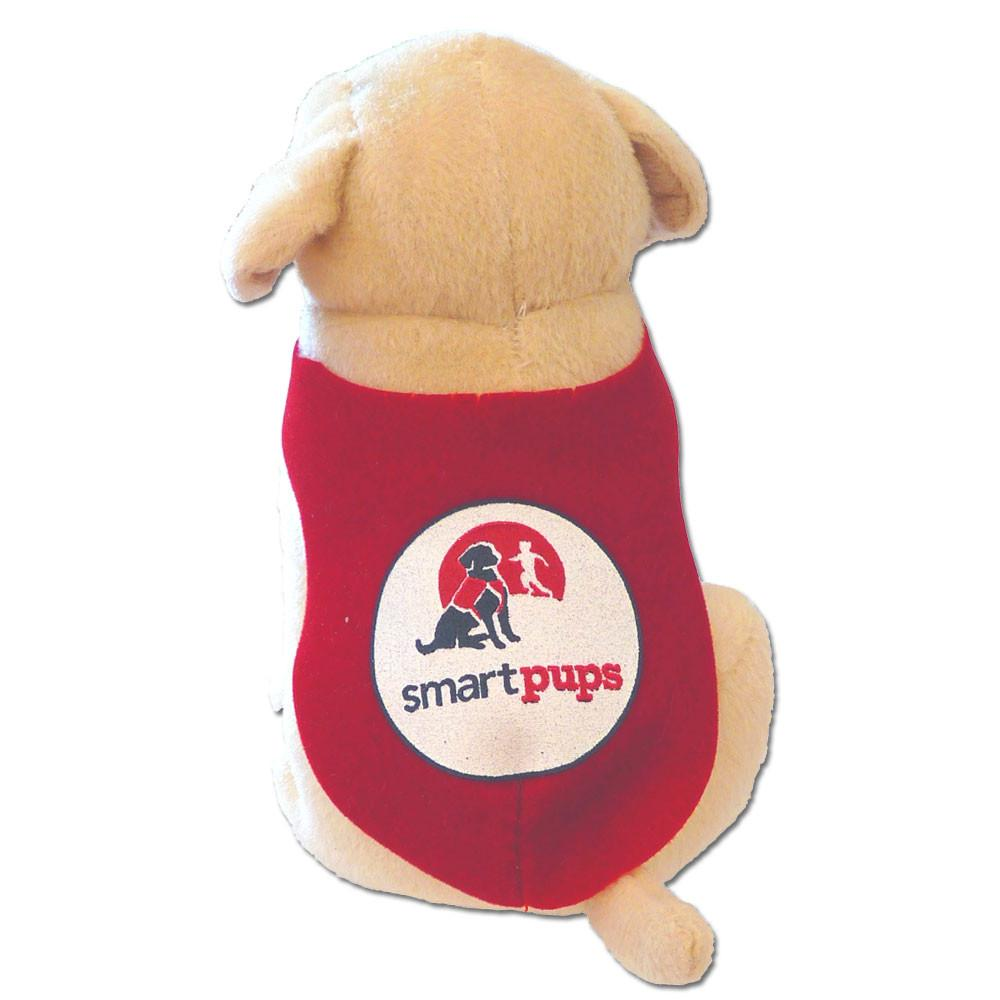 Smart Pups Plush Toy - Sitting