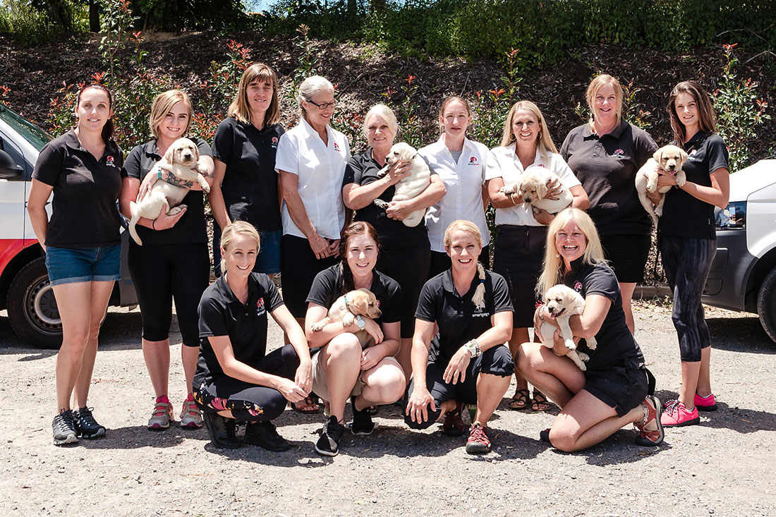 Smart Pups team