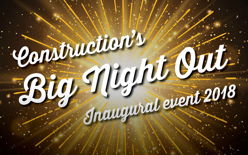 Constructions big night out 2018