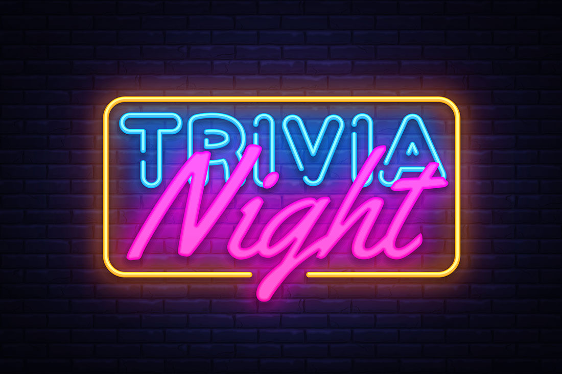 3. Trivia Night