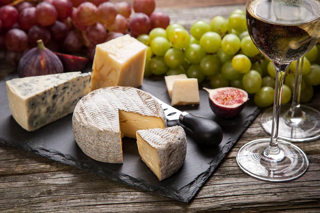 9. Wine and Cheese Night